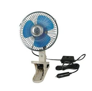 Heavy Duty Clip Car Fan (WIN-106) pictures & photos