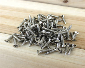 Black Flat Head Galvanized Drywall Screw pictures & photos