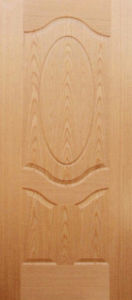 Ash Veneer HDF Door Skin (MDS-003)