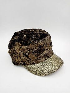 Fashion Casual Plush Military Cap pictures & photos