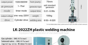 ABS, PC, PS, PMMA Ultrasonic Plastic Welding Machine pictures & photos