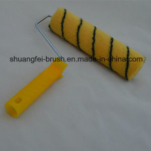 "9"" Pile 12mm Tiger Polyester Paint Roller with 38mm 9"" *4 Wire Roller Handle for All Painting pictures & photos"