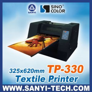 Tp-330 Direct to Garment Printer for T Shirt Printing, 2880dpi pictures & photos