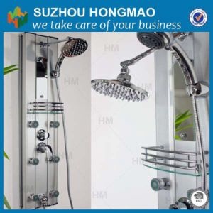 Massage Shower Panel with Shower Head, Bathroom Shower Panel