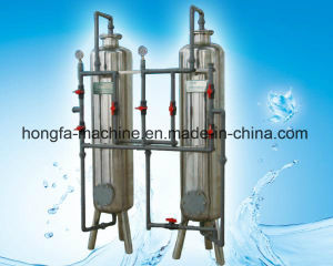 Positive Ion Exchanging Device for Water Treatment pictures & photos