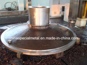 Metal Cast Cement Machinery Parts, Ball Grinding Mill Head pictures & photos