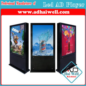 Digital Poster LED Panel Screen Advertising Sign pictures & photos