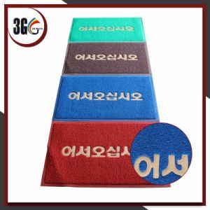 3G PVC Door Mat (3G-2.0) pictures & photos