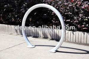 2015 Hot Sale Circle Bike Rack-Single Bicycle Stand (PV-01) pictures & photos