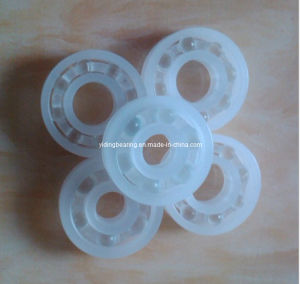 High Quality POM PP PE PA High Precision Plastic Bearing 6000 6200 685 pictures & photos