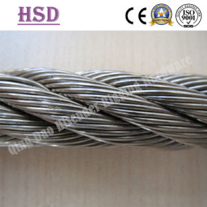 Ss316 Wire Rope. Good Quality, High Test, Rigging Hardware, Marine Hardware pictures & photos