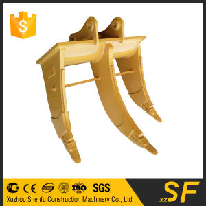 Machine Spare Parts Digging Three Shank for Excavator Ripper pictures & photos