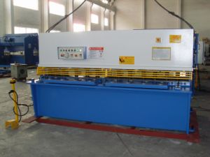 Hydraulic Cutting Machine, Shearing Machine (HTY-6X2500)