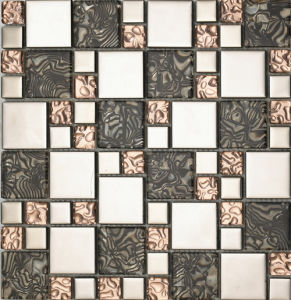 2017 New Designs Glass Mosaic pictures & photos