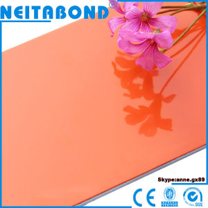 Competitive Price 2mm 3mm High Glossy Color Aluminum Composite Panel for Cabinet Board pictures & photos