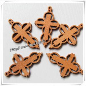 Hot Sale Handmade Wooden Cross / Wooden Item (IO-cw025) pictures & photos