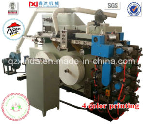 Paper Cup Pad Making Printing Machine pictures & photos