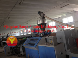 PVC Crust Foam Board Extrusion Machinery for Building Templete pictures & photos