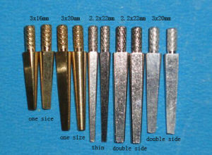 Dental Dowel Pins Brass Dowel Pins Dental Single Dowel Pin Dental Single Pin pictures & photos
