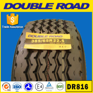 Double Star High Quality Supersingle Radial Truck Tire 385/65r22.5 pictures & photos