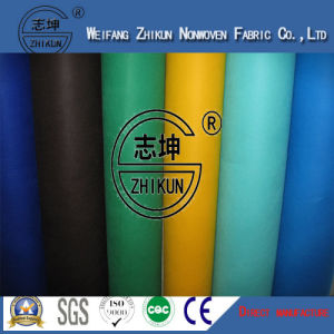 100% Polypropylene PP Non Woven Fabric in Cross Design