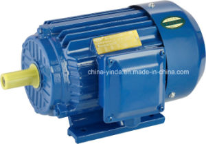 Y2 Cast Iron Asynchronous AC Electric Three Phase Induction Blower Axial Fan Water Pump Air Compressor Gear Box Motor pictures & photos