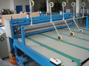 Big Bag U-Panel Body Auto Cutting Machine (WY-QB-3M-1400) pictures & photos