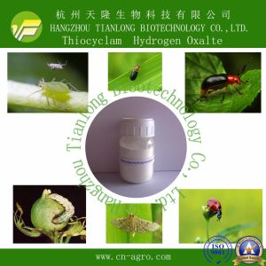 Good Quality Insecticide Thiocyclam Hydrogenoxalate (95%TC, 50%SP) pictures & photos