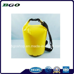 Portable Dry Waterproof Bag Swimming Equipment (250dx250d 22X19, 460g) pictures & photos