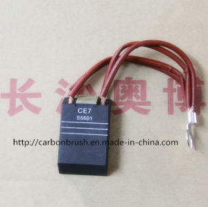 CE7 Electro Graphite Carbon Brush for Locomotive Traction Motor pictures & photos