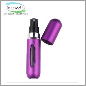 Tube Shape Glass Perfume Bottle for Skin Care Toner pictures & photos