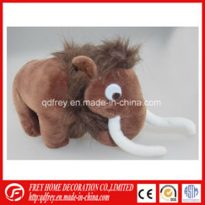 Afric Animal Toy of Plush Elephant pictures & photos
