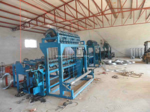Fixed Knot Fence Machine/ Cattle Animal Fence Wire Mesh Machine pictures & photos