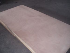 Okoume Plywood with Poplar Core pictures & photos