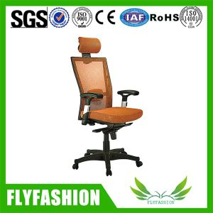 High Quality Adjustable Fabric Office Chair with Wheels pictures & photos