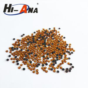 Rapid and Efficient Cooperation Various Colors DMC Hot Fix Rhinestone pictures & photos