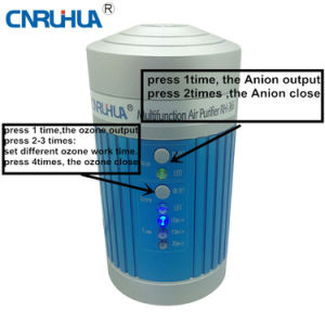 New Design Personal Auto Ozone Air Purifier pictures & photos