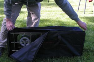 Grill Heavy Duty Bag BBQ Camp Carry Bag Stove Carry Bag Burner Carry Bag Storage Bag pictures & photos