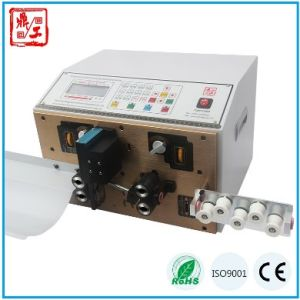 Dg-220s Multi-Core Round Cable Cutting and Stripping Machine pictures & photos