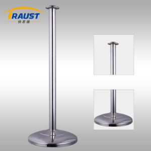 Crowd Control Velvet Rope Stand/ Stanchion (RP-35IS polish) pictures & photos