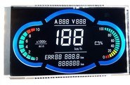 20 * 02 Character LCD Module Stn Type Yellow/ Green Monochrome LCD Display pictures & photos