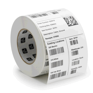 ISO18000C RFID HY-H43C M4 Dry Inlay UHF Smart Tags pictures & photos