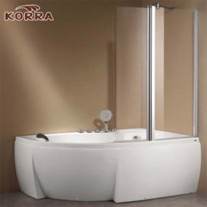 Massage Bathtub with Shower Screen (K-715R) pictures & photos