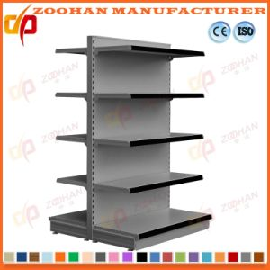 New Customized Supermarket Convenience Store Wooden Shelf (Zhs253) pictures & photos