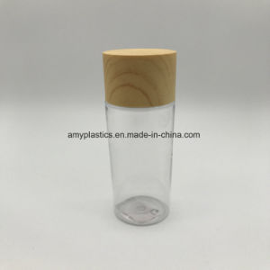100 Ml Pet Material Bottle with Hardness for Cosmetics Packaging pictures & photos