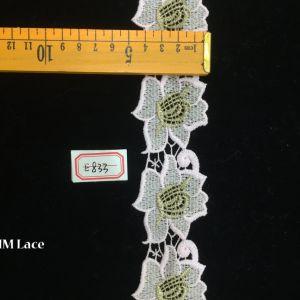 5cm Burgundy Cream Wedding Garter Set, Rose Beige Lace Bridal Garter Trimming Set Hme833 pictures & photos