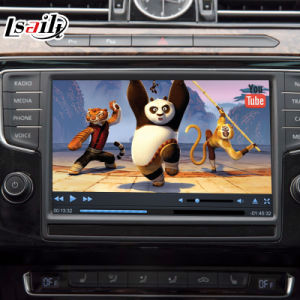 Android Interface Navigation System for Tiguan / Sharan / Magton pictures & photos