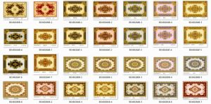 Foshan Gilded Carpet Tiles on Sale (BDJ60133) pictures & photos
