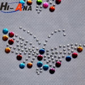 Familiar with Euro and Us Market Various Colors Rhinestone Patterns pictures & photos