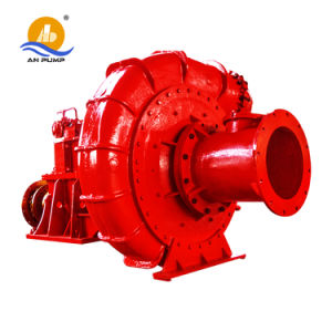 Horizontal Centrifugal Marble Mine Gravel Pump pictures & photos